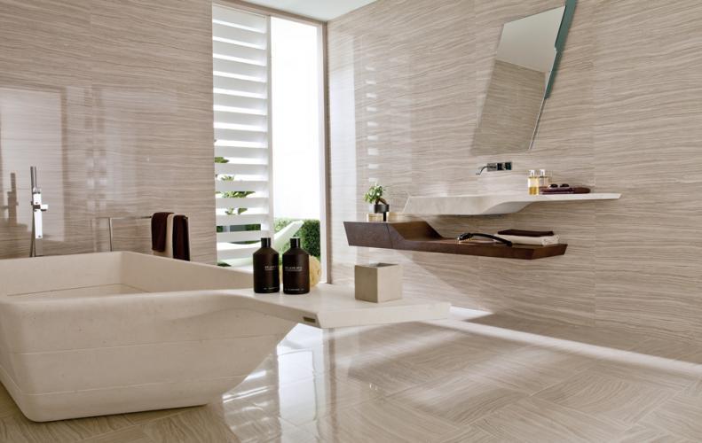 Luxusn a designov koupelny porcelanosa - Baldosas bano porcelanosa ...